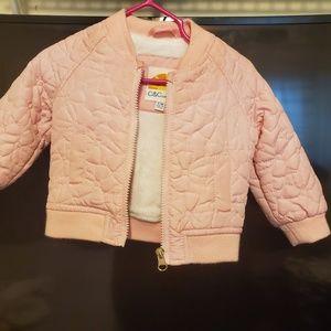 Light girls jacket